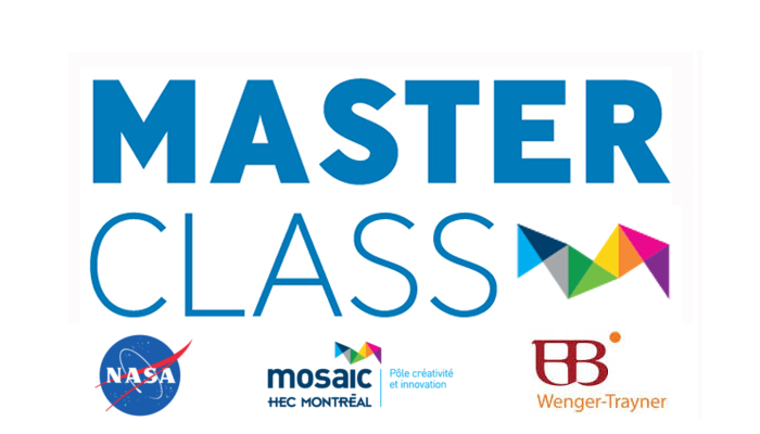 Masterclass: Managing communities for innovation