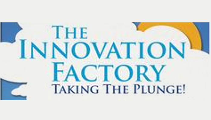 The Innovation Factory – taking the plunge