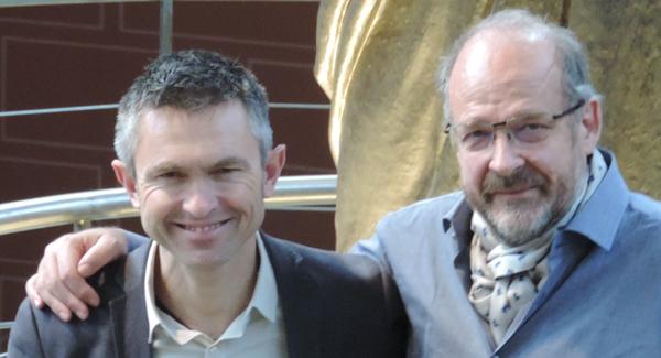 5@8 avec Gilles Garel et Elmar Mock