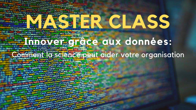MASTER CLASS : Avec Christophe Lecante (TKM) et Johan Saba (Seed AI)