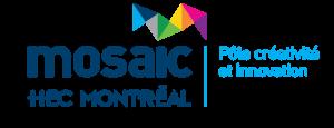 Mosaic Pôle créativité et innovation Logo